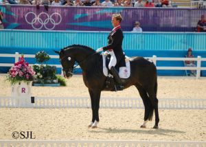 Carl Hester - team GB