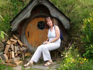 A hobbit hole of my own!