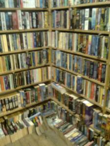 Science Fiction and Fantasy section