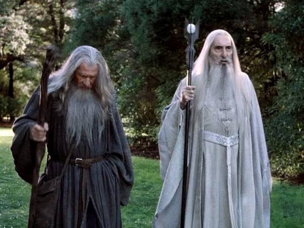 Saruman Actor Lord Of The Rings
