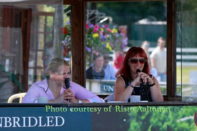 Hickstead commentary