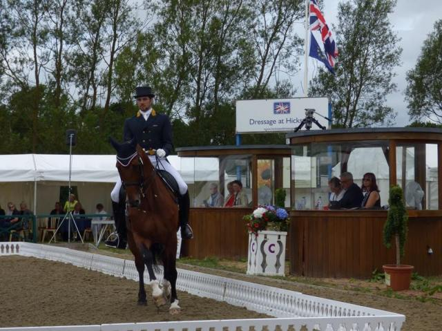 Hickstead scoring