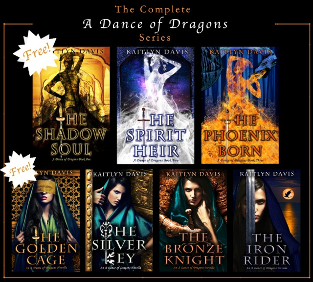 Dance of DragonsSeries covers
