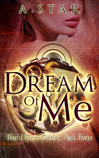 Dream of Me,Djinn Book2